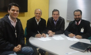 Gabriel Thiesen Netto, Manoel Dirceu Ribeiro Neto, Adilson Correia da Silva, Ernani José Penz Júnior